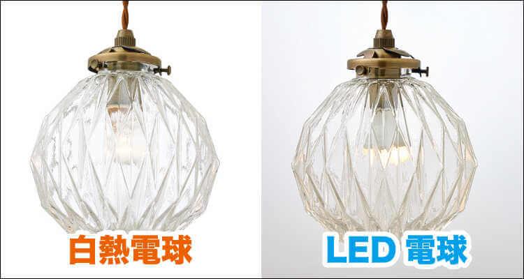 シーリングライトのLED電球について2
